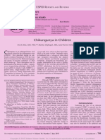 Chikungunya in Children 2015