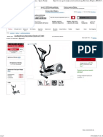 Cardiostrong Bicicleta Elíptica EX40 Compras Baratas - Sport-Tiedje