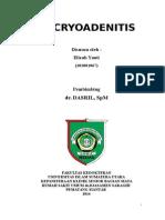 Dacryoadenitis
