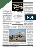 Boeing 777 Materials