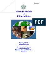 Monthly Review April 2015