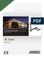 Trylon UK & Ireland Accessory Brochure Aug 2015