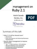 Rubyconf2013 Ko1 Pub