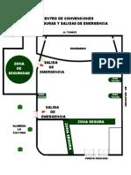 Zonas Seguras Centro de Convenciones