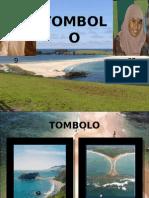 Geografi Tombolo