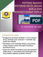 IT 1 - Potensi Bahaya & Penyakit Akibat Kerja - AM