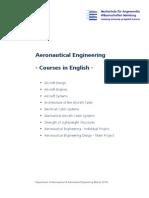 Modules English Aero