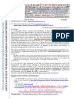 20151012-g. h. Schorel-hlavka o.w.b. to Infringement Court Registrar Re Case 1564277756-Vec, Etc