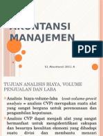 Analisis Biaya, Volume Penjualan, dan Laba.pptx