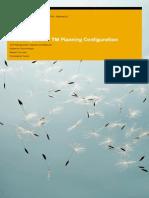SAP TM Planning Configuration