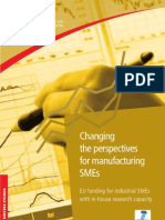 Changing the perspectives for manufacturing SMEs