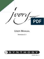 Ivory II Manual