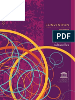 Convenzione Unesco Sull'Espressione Della Diversità Culturale
