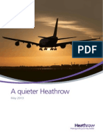 A Quieter Heathrow 2013