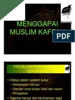 002-Menggapai Muslim Kaffah