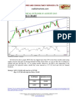 Technical Outlook 03 August-2015