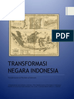 JURNAL - Transformasi Negara Indonesia