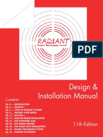 Radiant Company Manual