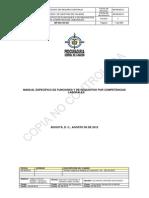 Manual de Funciones y Requisitos