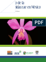 Diagnostico de La Familia Orchidaceae en Mexico