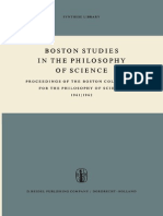 (001) Proceedings of the Boston Colloquium for the Philosophy of Science 1961-1962 by Marx W. Wartofsky (1963)