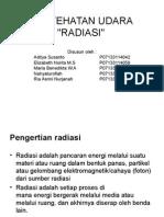Ppt Penyehatan Udara Radiasi