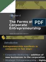 Corporate Ventures