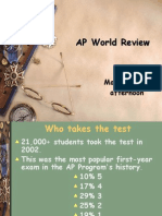 Review for AP Test