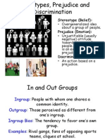 powerpoint 15-16 stereotypes prejudice and discrimination