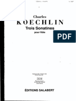 Koechlin 3 Sonatinas.pdf