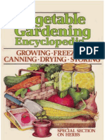 Gardening Encyclopedia With Special Herb Section