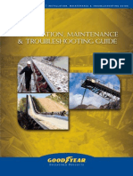Conveyor Belt Maintenance Manual
