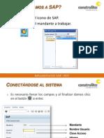 Navegación Básica SAP