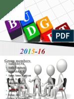 BUDGET 2015-16 (2)