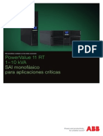 Brochure PowerValue 11RT ES