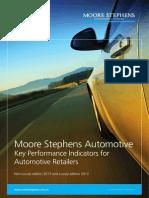 Automotive KPI