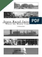 State Rural Initiatives
