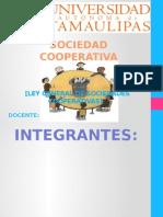 Exposición Sociedad Cooperativa en México