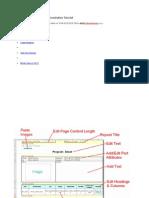 NX 9 Shop Docs Template Customization Tutorial