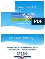updated  social work- core competencies