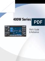 GPS GARMIN GNS 400w