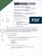 Informe Legal Servir Consulta Legal Sobre Cese de Servidor 70 Años