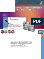 Como Agregar Escanear Con Windows Defender Al Menu Contextual en Windows 10