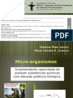 seminario biossintese