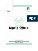 Reglamento Actual Del Cereso 2012-09-30