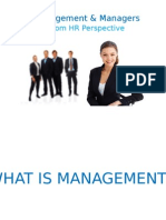 1. Management From HR Perspective (1)