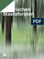 Portrait Der Bayerischen Staatsforsten