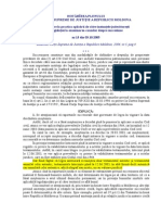 7. Important (Hotararea Plenului CSJ Nr. 13 Din 03.10.2005 ТАЮSuccesiuneaтАЭ)