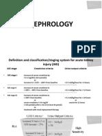 1 Medicine Nephrology