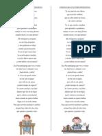 Poesia Para Una Psicopedagoga